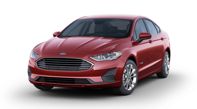 New 2019 Ford Fusion Hybrid SE Sedan Stroudsburg
